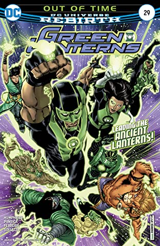 Green Lanterns (2016-) No.29
