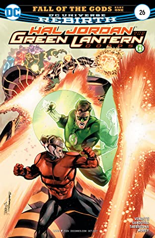 Hal Jordan and The Green Lantern Corps (2016-) No.26