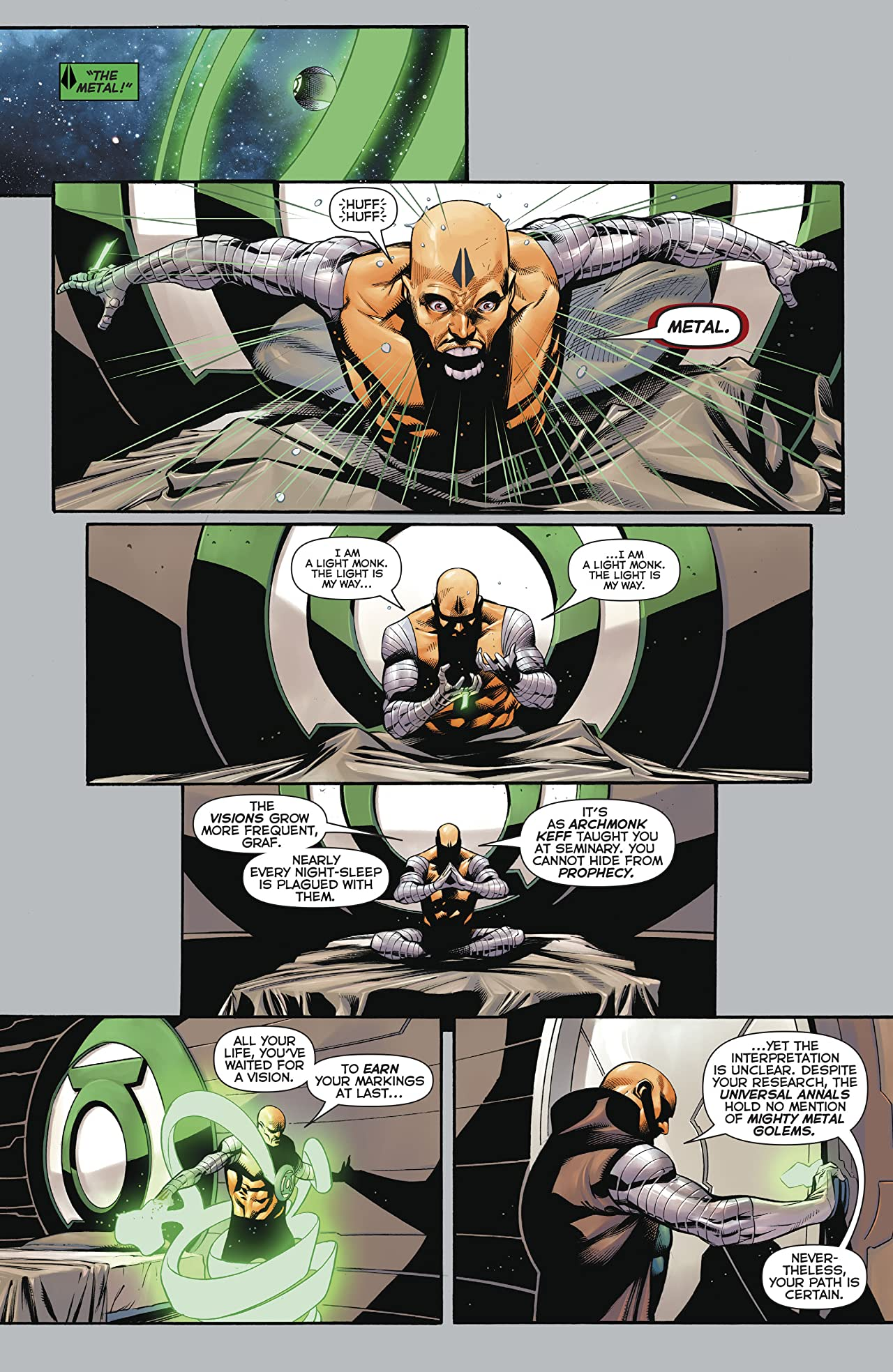 Hal Jordan and The Green Lantern Corps (2016-) #26
