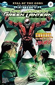 Hal Jordan and the Green Lantern Corps (2016-2018) #27