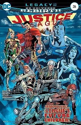 Justice League (2016-2018) #26