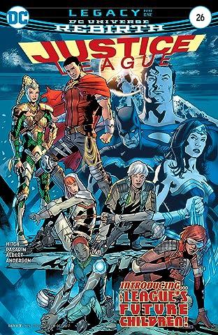 Justice League (2016-) No.26