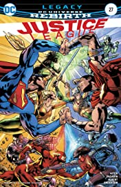 Justice League (2016-) #27