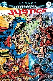 Justice League (2016-2018) #27