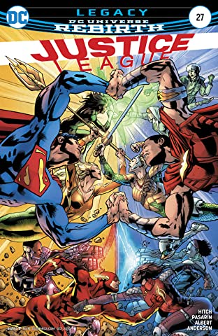 Justice League (2016-) No.27
