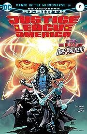 Justice League of America (2017-2018) #12