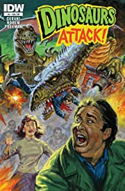 Dinosaurs Attack #5 (of 5)