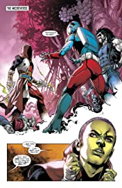 Justice League of America (2017-) #13
