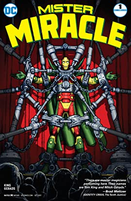 Mister Miracle (2017-2019) #1