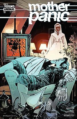 Mother Panic (2016-2017) #10