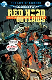 Red Hood and the Outlaws (2016-) #13