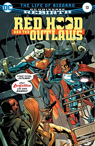 Red Hood and the Outlaws (2016-) No.13