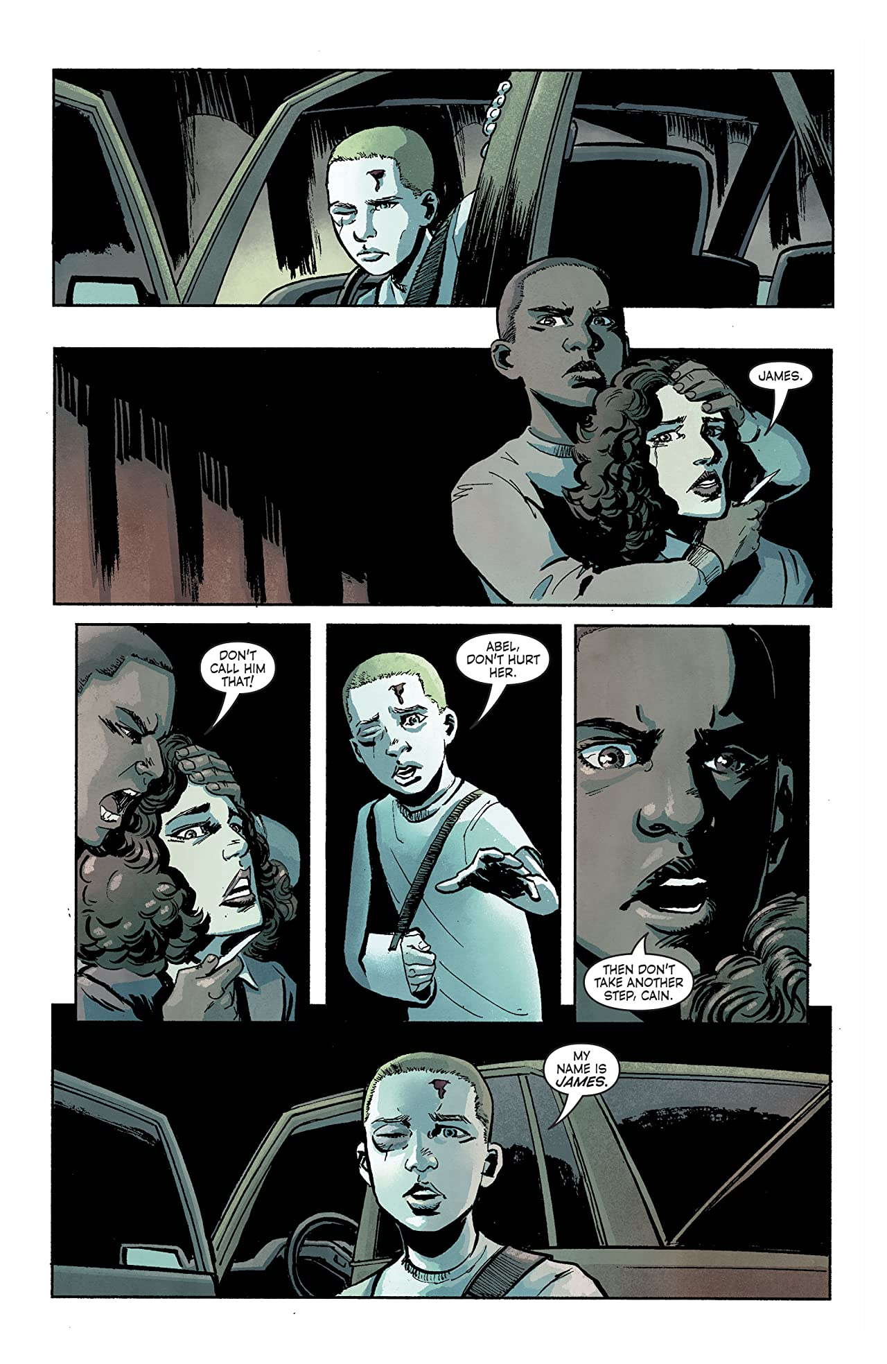 Savage Things (2017) #6