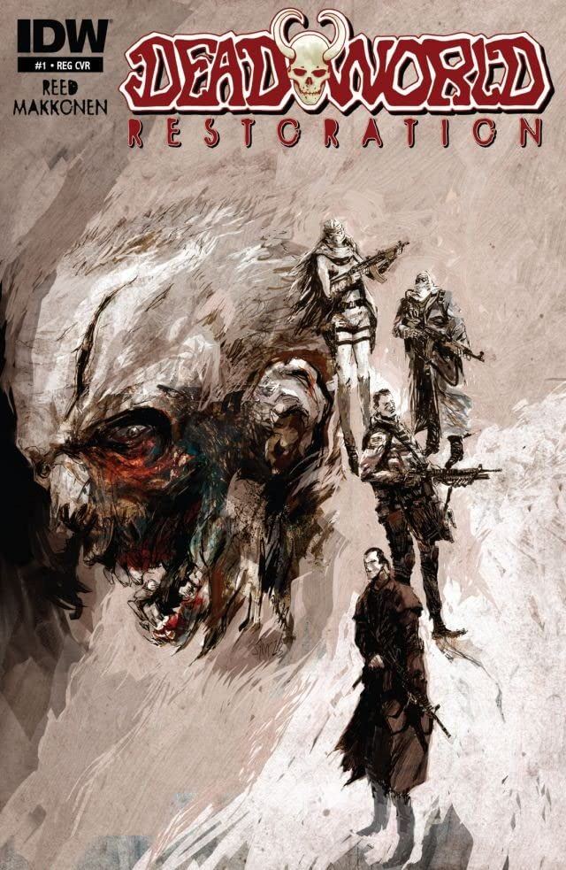 Deadworld: Restoration #1 (of 5)