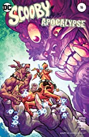 Scooby Apocalypse (2016-) #16