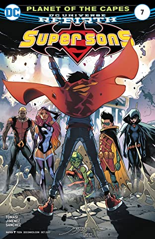 Super Sons (2017-) No.7