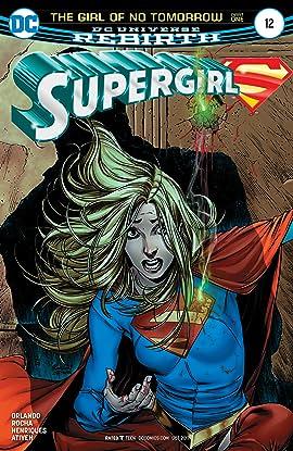 Supergirl (2016-) #12