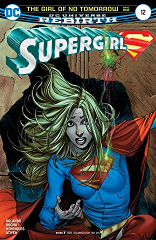 Supergirl (2016-) No.12