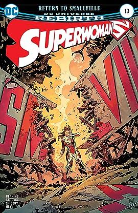 Superwoman (2016-2017) #13
