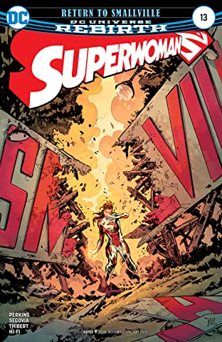 Superwoman (2016-2017) #13
