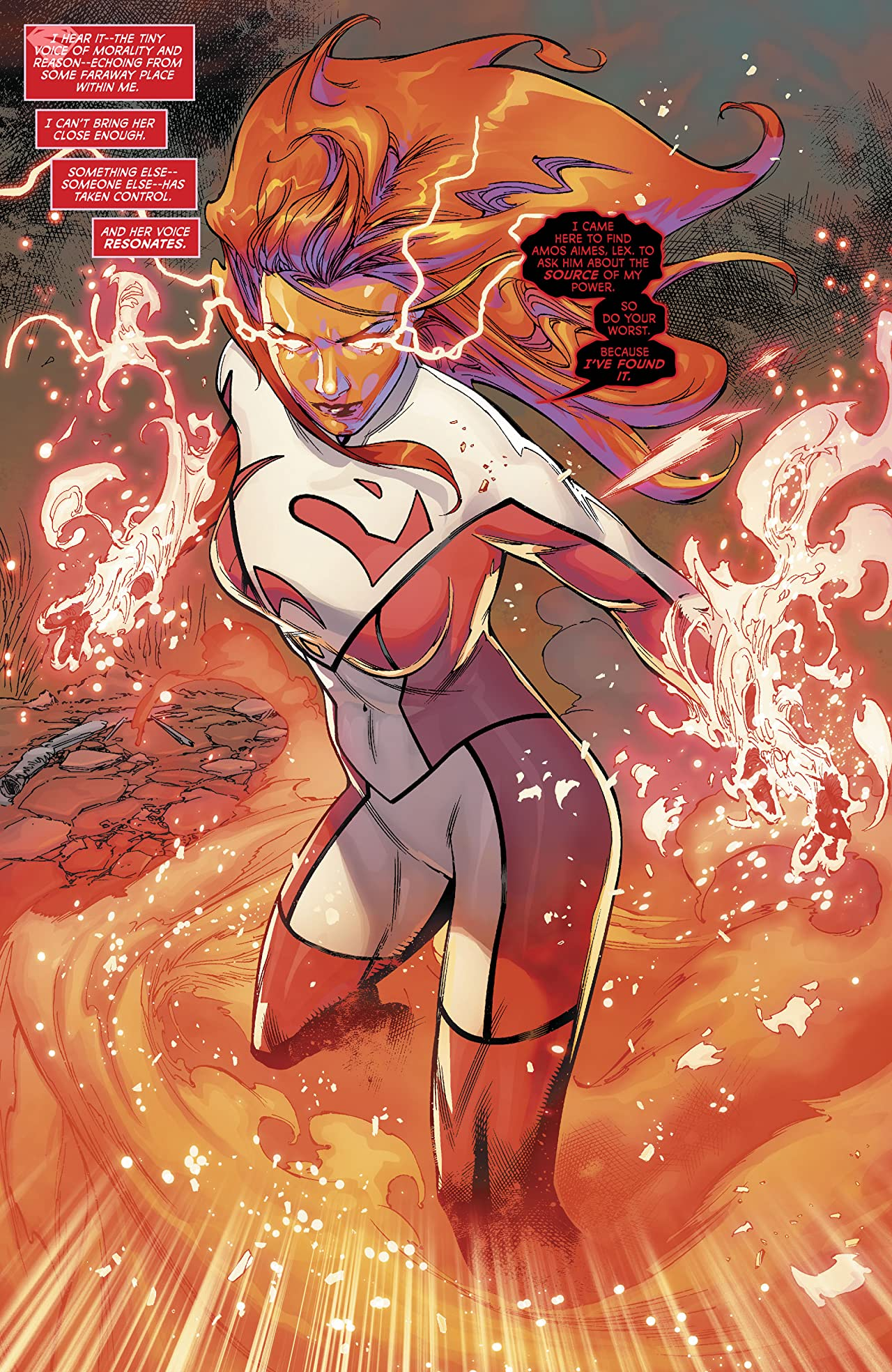 Superwoman (2016-) #13