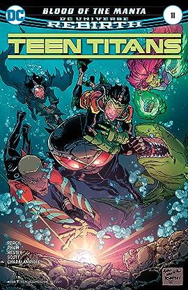 Teen Titans (2016-) #11