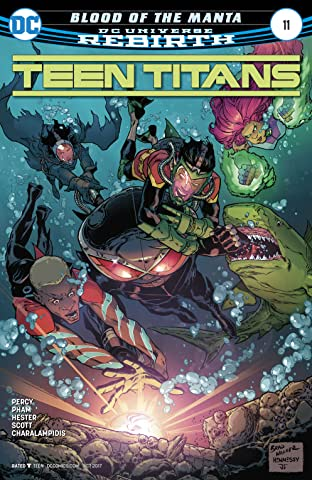 Teen Titans (2016-) No.11