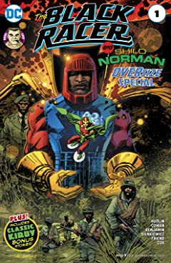 The Black Racer and Shilo Norman Special (2017) #1