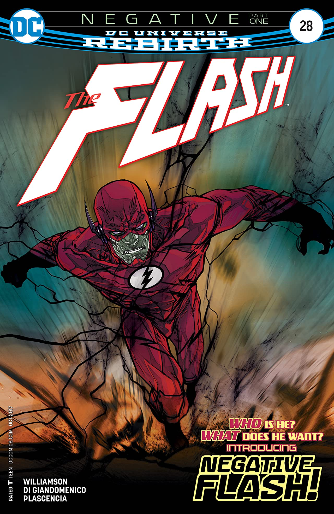 The Flash (2016-) #28