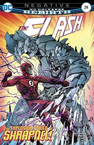 The Flash (2016-) #29