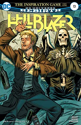The Hellblazer (2016-2018) #13