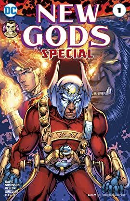 The New Gods Special (2017) #1