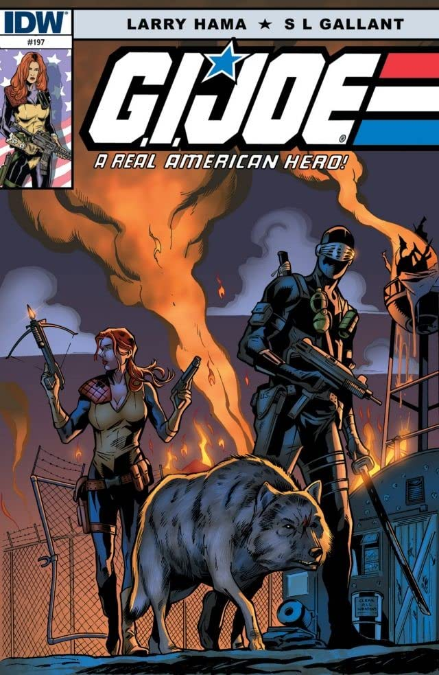 G.I. Joe: A Real American Hero #197