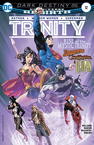 Trinity (2016-) #12