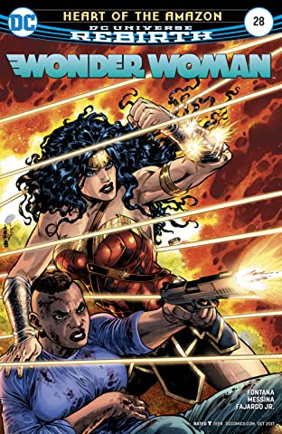 Wonder Woman (2016-) No.28