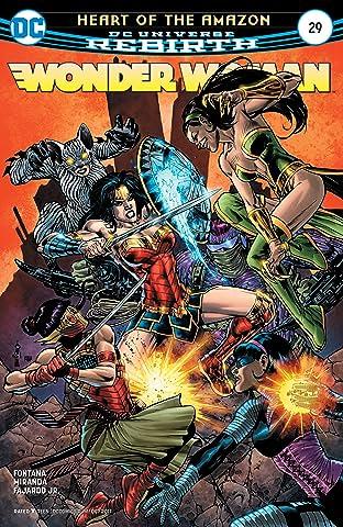 Wonder Woman (2016-) #29