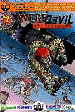 WEREDEVIL & the Professor From the Dark Lagoon #1
