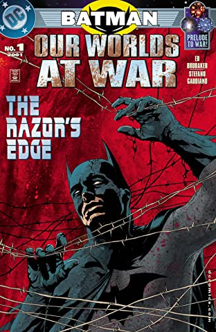 Batman: Our Worlds at War (2001) No.1