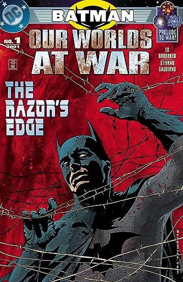Batman: Our Worlds at War (2001) #1