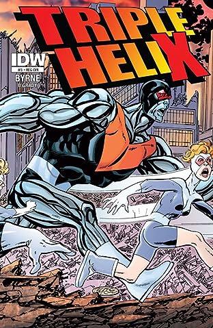 Triple Helix #3 (of 4)