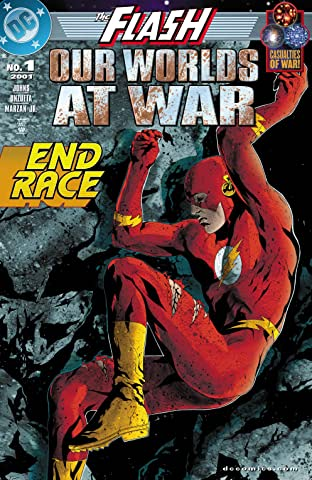 Flash: Our Worlds at War (2001) No.1
