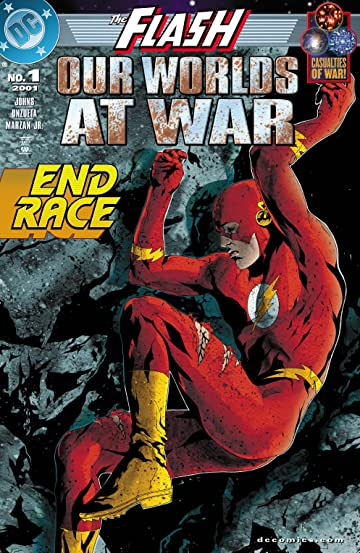 Flash: Our Worlds at War (2001) #1