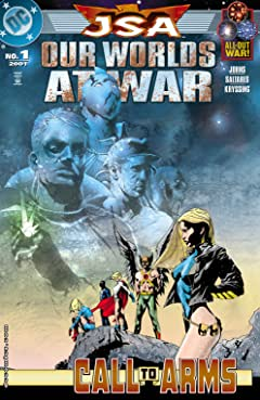 JSA: Our Worlds at War (2001) #1
