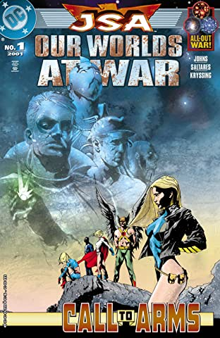 JSA: Our Worlds at War (2001) No.1