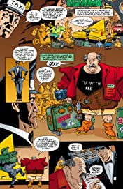 Lobo (1993-1999) #21