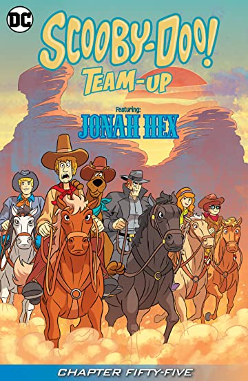 Scooby-Doo Team-Up (2013-) #55
