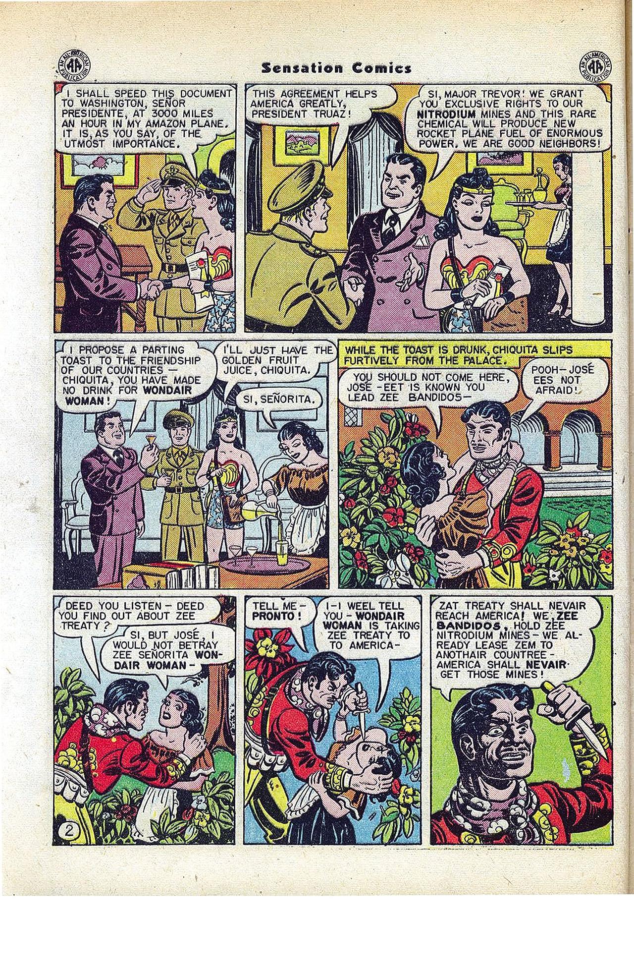 Sensation Comics (1942-1952) #45