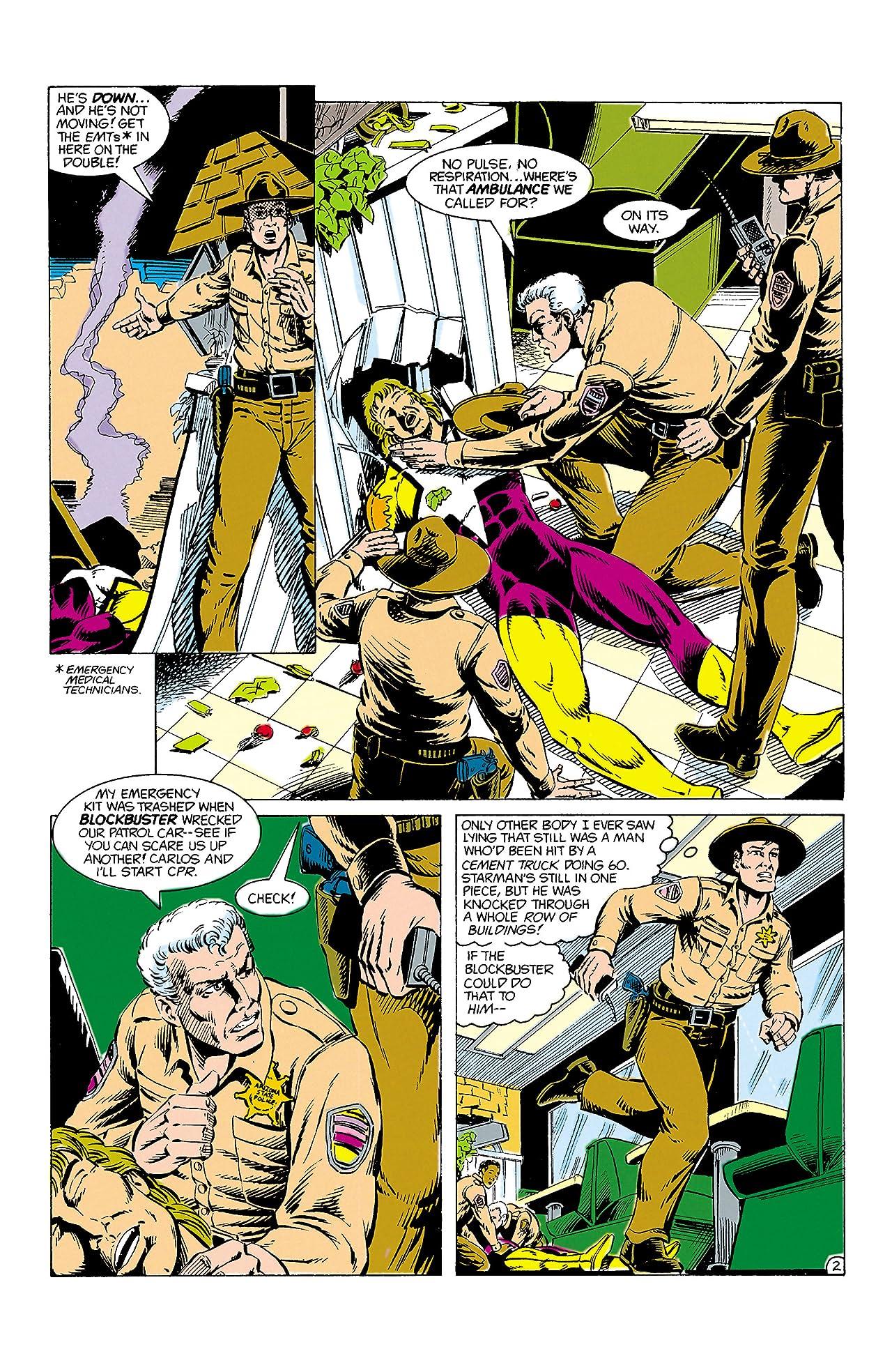 Starman (1988-1992) #10