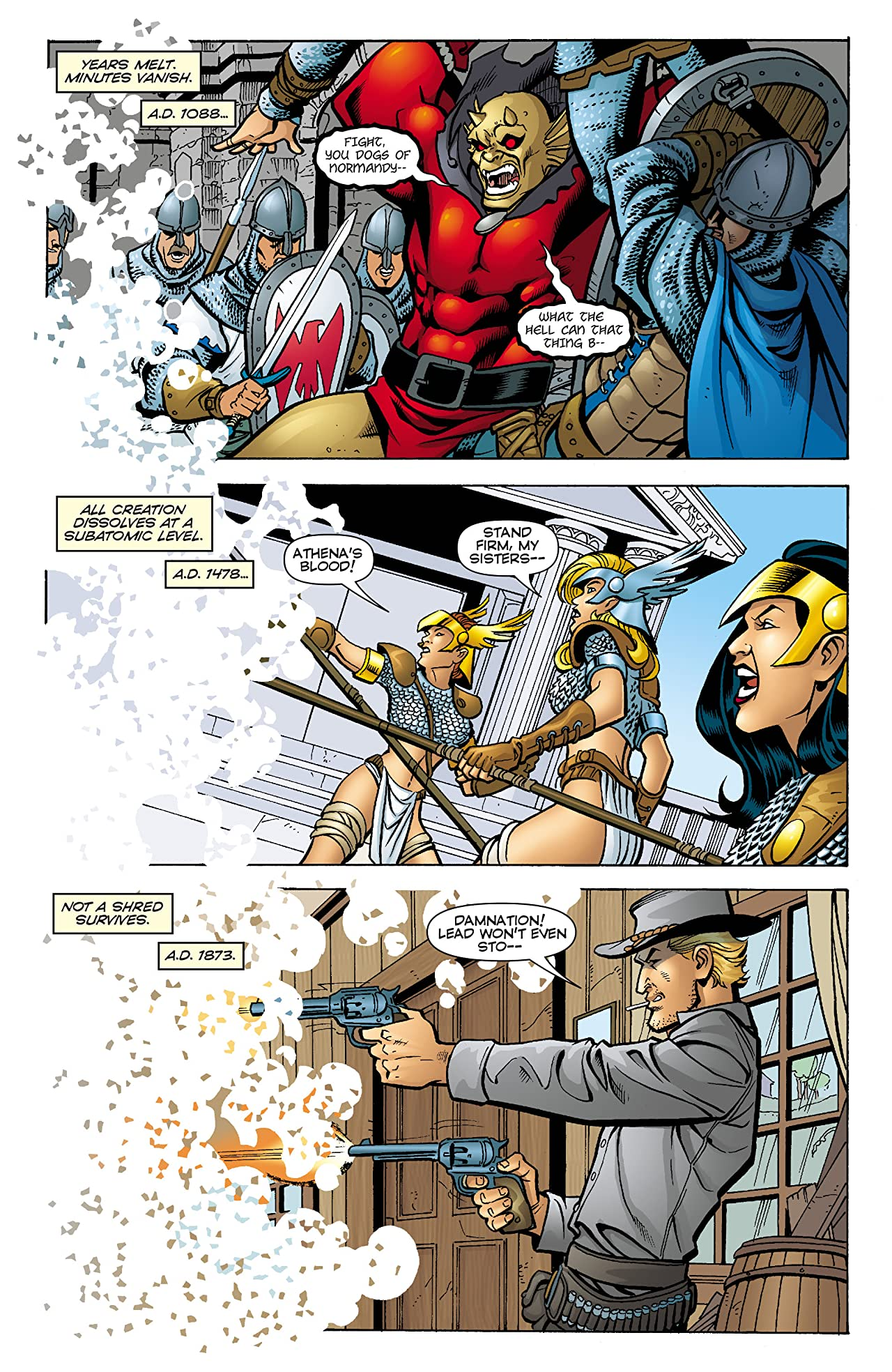 The Legion (2001-2004) #29