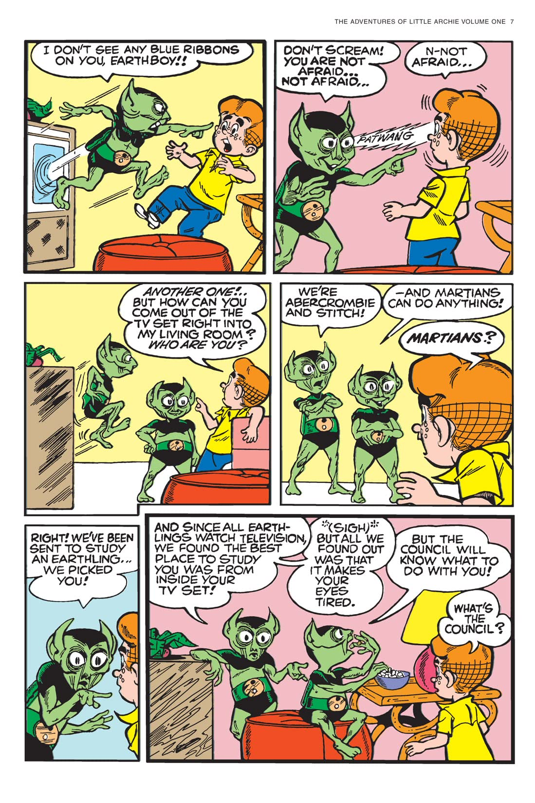 The Adventures of Little Archie Vol. 1